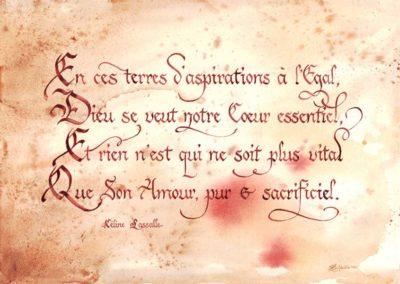 Aspiration Poésie de Céline Lassalle